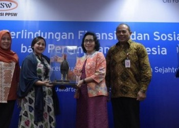 Citi Supports Indonesian Women  untuk to be Financially Independent and Wealthier