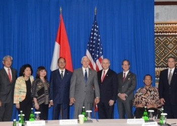United States Vice President Mike Pence Visit to Indonesia