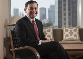 Batara Sianturi Ketua Perhimpunan Bank Internasional di RI
